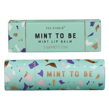 Yes Studio: Lip Balm - Minty Elderflower